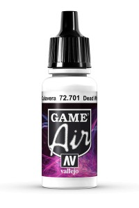 GAME AIR 72701 DEAD WHITE