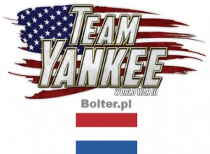 Team Yankee Dutch Token Set
