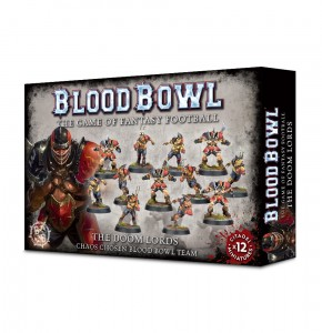 BLOOD BOWL THE DOOM LORDS