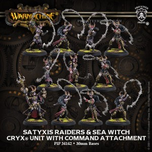 CRYX SATYXIS RAIDERS & SEA WITCH (11)
