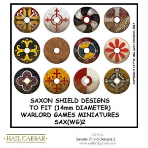 SAXONS SHIELD DESIGNS 2