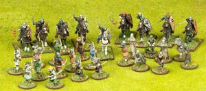 Norman Warband Starter (4 points)