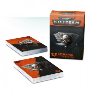 KILL TEAM DATA CARDS (ENGLISH) [OOP]