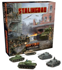 STALINGRAD 2 PLAYER STARTER SET