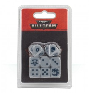 KILL TEAM: GENESTEALER CULTS DICE SET