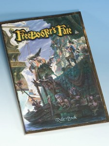 FREEBOOTER'S FATE RULEBOOK & CARDS