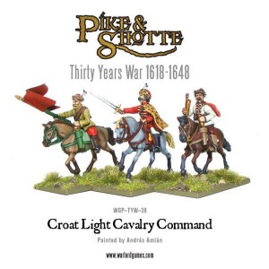 CROAT CAVALRY COMMAND [MADE TO ORDER]
