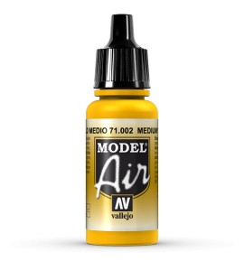 MODEL AIR 71002 MEDIUM YELLOW