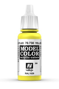 MODEL COLOR 70730 YELLOW FLUO