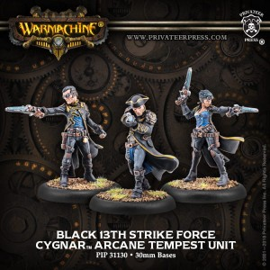 CYGNAR BLACK 13TH STRIKE FORCE (3)