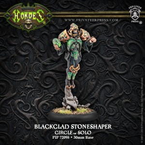 CIRCLE BLACKCLAD STONESHAPER