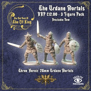 THE URDANE MORTALS 1