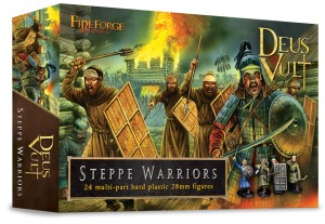 Steppe Warriors