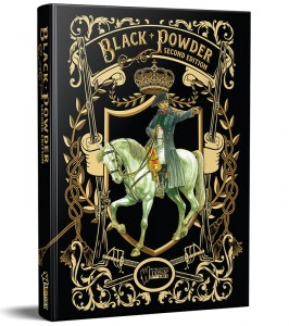 BLACK POWDER 2ND EDITION RULEBOOK