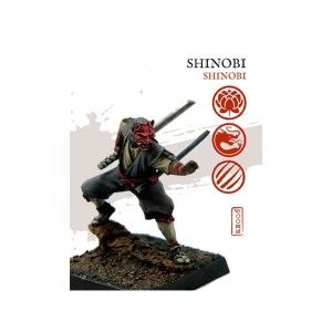 SHINOBI IN MASK CLAN
