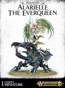 SYLVANETH ALARIELLE THE EVERQUEEN