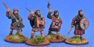 Pict Nobles (Hearthguard) (1 point) (4)