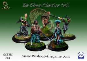 THE ITO CLAN STARTER SET