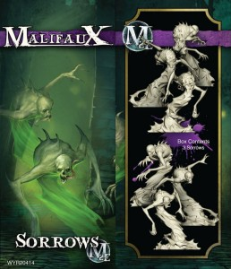 SORROWS (3) BOX