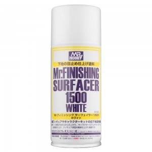 B-529 Mr.Finishing Surfacer 1500 White
