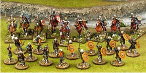 Byzantines Warband Starter (4 point)