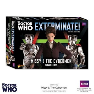 CYBERMEN & MISSY EXPANSION SET