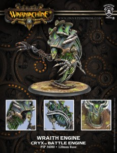 CRYX BATTLE ENGINE WRAITH
