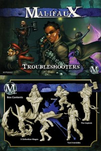 TROUBLESHOOTERS: IRONSIDE CREW