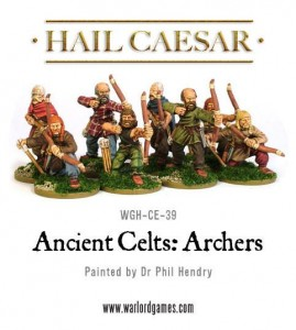 CELT ARCHERS [MADE TO ORDER]