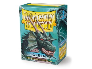 DRAGON SHIELD GREEN CLASSIC (100SZT.)
