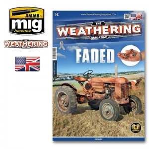 THE WEATHERING MAGAZINE #21 FADED (ENG)