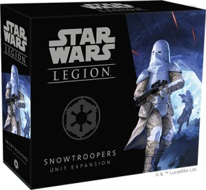 STAR WARS: LEGION SNOW TROOPERS UNIT