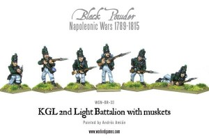 KGL 2ND LIGHT BATTALION