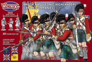 HIGHLAND INFANTRY CENTRE COMPANIES