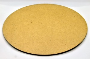 HDF BASE 160mm ROUND (1 piece)
