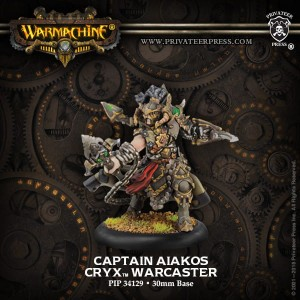 CRYX CAPTAIN AIAKOS METAL