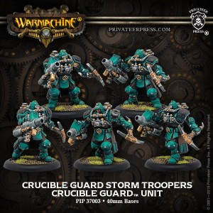 GOLDEN CRUCIBLE GUARD STORM TROOPERS