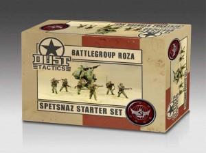 BATTLEGROUP ROZA STARTER SET