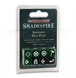 IRONJAWZ DICE PACK