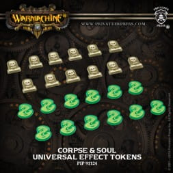 UNIVERSAL CORPSES & SOUL  TOKENS