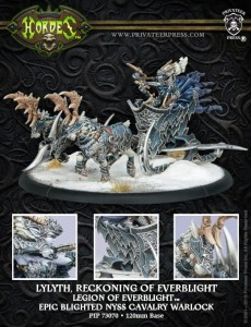 LEGION CAVALRY LYLYTH RECKONING OF EVERBLIGHT