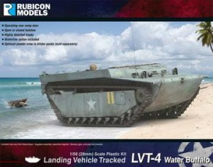 LVT - 4 WATER BUFFALO