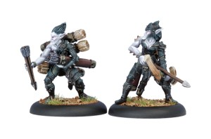 LEGION BLIGHTED ARCHER & AMMO PORTER (2)