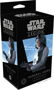 STAR WARS: LEGION GENERAL VEERS COMMANDER