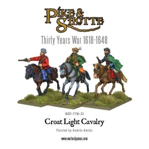 CROAT CAVALRY [MADE TO ORDER]