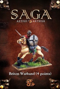 Briton Starter Warband (4 points)