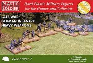 1/72nd Late War German Heavy Weapons