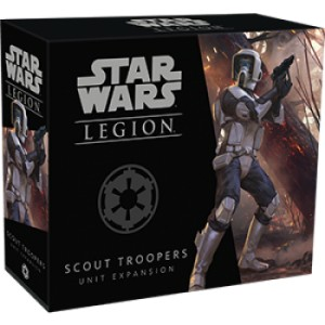 STAR WARS: SCOUT TROOPERS UNIT
