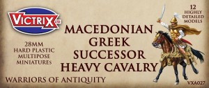 VICTRIX MACEDONIAN GREEK SUCCESSOR HEAVY CAVALRY