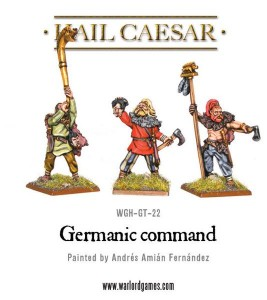 GERMANIC COMMAND [MADE TO ORDER]